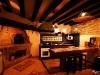 Cocina Americana de la Casa Rural con Encanto y Romántica en Salamanca Balneario