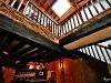 Salon de la Casa Rural con Encanto y Romántica en Salamanca Balneario