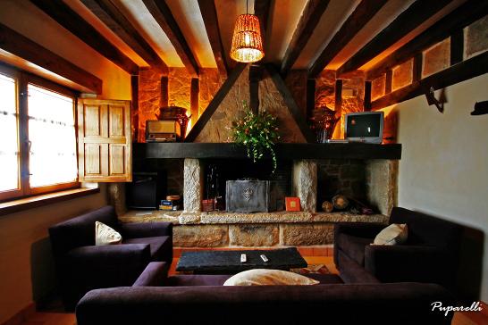 Casa rural romantica y hotel rural con spa privado - Fotos casas rurales con encanto ...