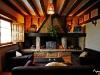 Chimenea de la Casa Rural Romántica con Encanto en Salamanca Orgullo Rural hotel rural spa
