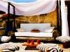 hotel rural spa privado Terraza de la Casa Rural Romántica con Encanto en Salamanca Orgullo Rural