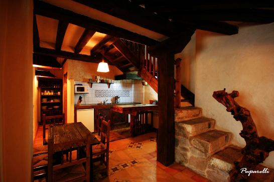 Casa rural con spa privado en salamanca therma agreste for Cocinas para casas rurales