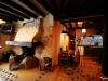 Chimenea de la Casa Rural con Spa Privado Romántica y con EncantoTerma Agreste