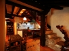 Cocina de la Casa Rural con Spa Privado Romántica y con EncantoTerma Agreste