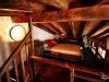 Habitacion del Sobrado de la Casa Rural con Spa Privado Romántica y con EncantoTerma Agreste