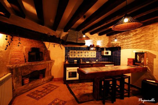 Spa rural y hotel rural orgullo rural casa rural romantica con encanto - Casa rural con chimenea y jacuzzi ...