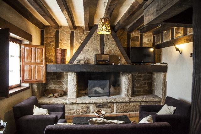 Casas rurales baratas orgullo rural casa rural romantica con encanto - Casas rurales en salamanca baratas ...