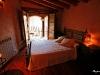 Habitación del balcón de la Casa Rural con Spa Privado Romántica con Encanto en Salamanca Orgullo Rural