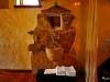 Pila de Piedra de la Casa Rural con Spa Privado Romántica con Encanto en Salamanca Terma Agreste