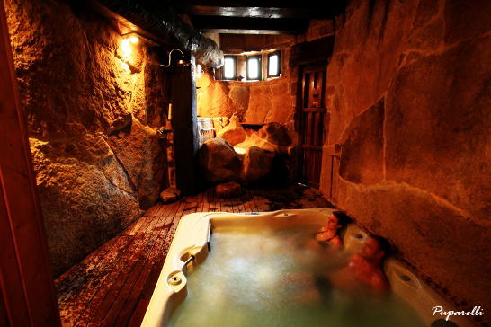 Tinas De Baño Romanticas: Hotel Rural ****