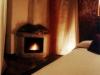 Chimenea de la Suite de las Casa Rural Romántica con Encanto en Salamanca  Orgullo Rural