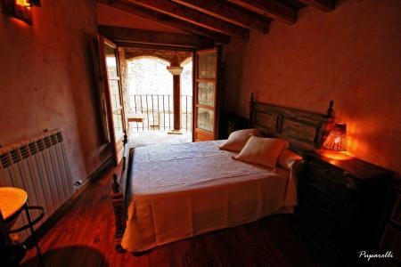 hotel y casa rural orgullo rural spa habitacion ROMEO y Julieta