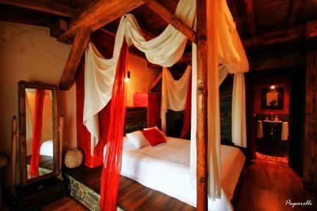habitacion suite hotel rural con spa privado