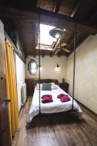 spa hotel rural orgullo rural habitacion medieval