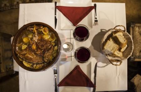 menu y gastronomia tradicional