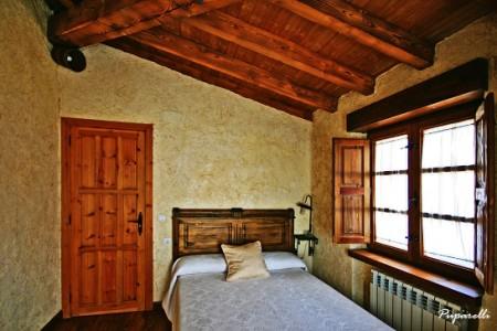 habitacion con balcon therma agreste