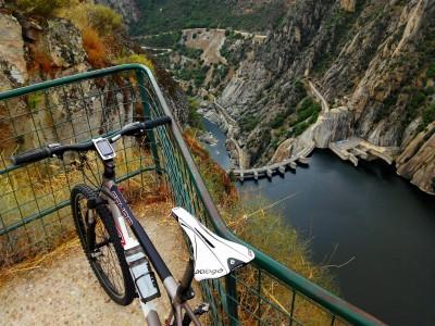 arribes del duero biciclema de montaña o mountain bike