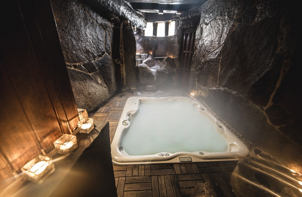 hotel rural spa