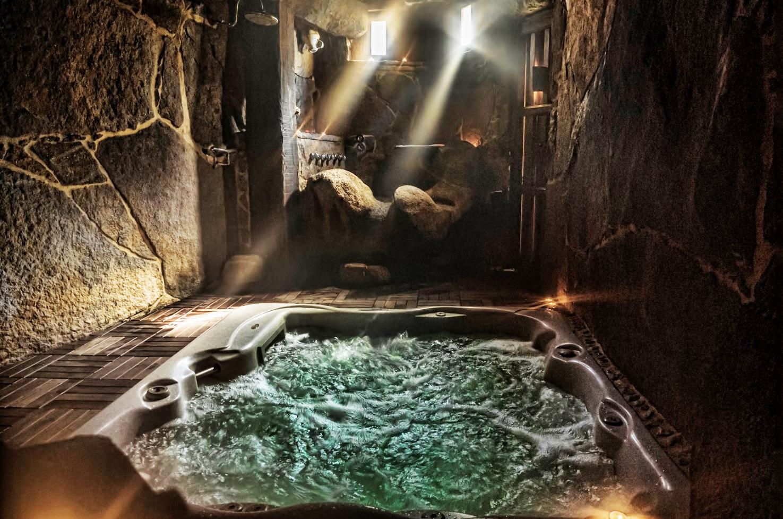 Cueva-spa