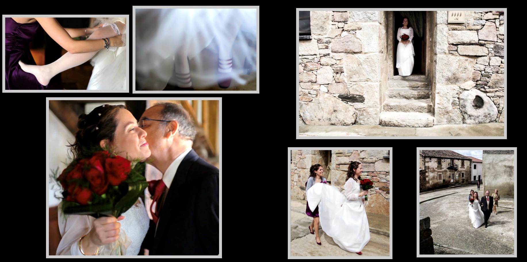 bodas naturales Orgullo Rural, boda en la iglesia