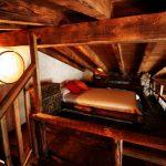 casa rural therma agreste supletoria en cama de troncos