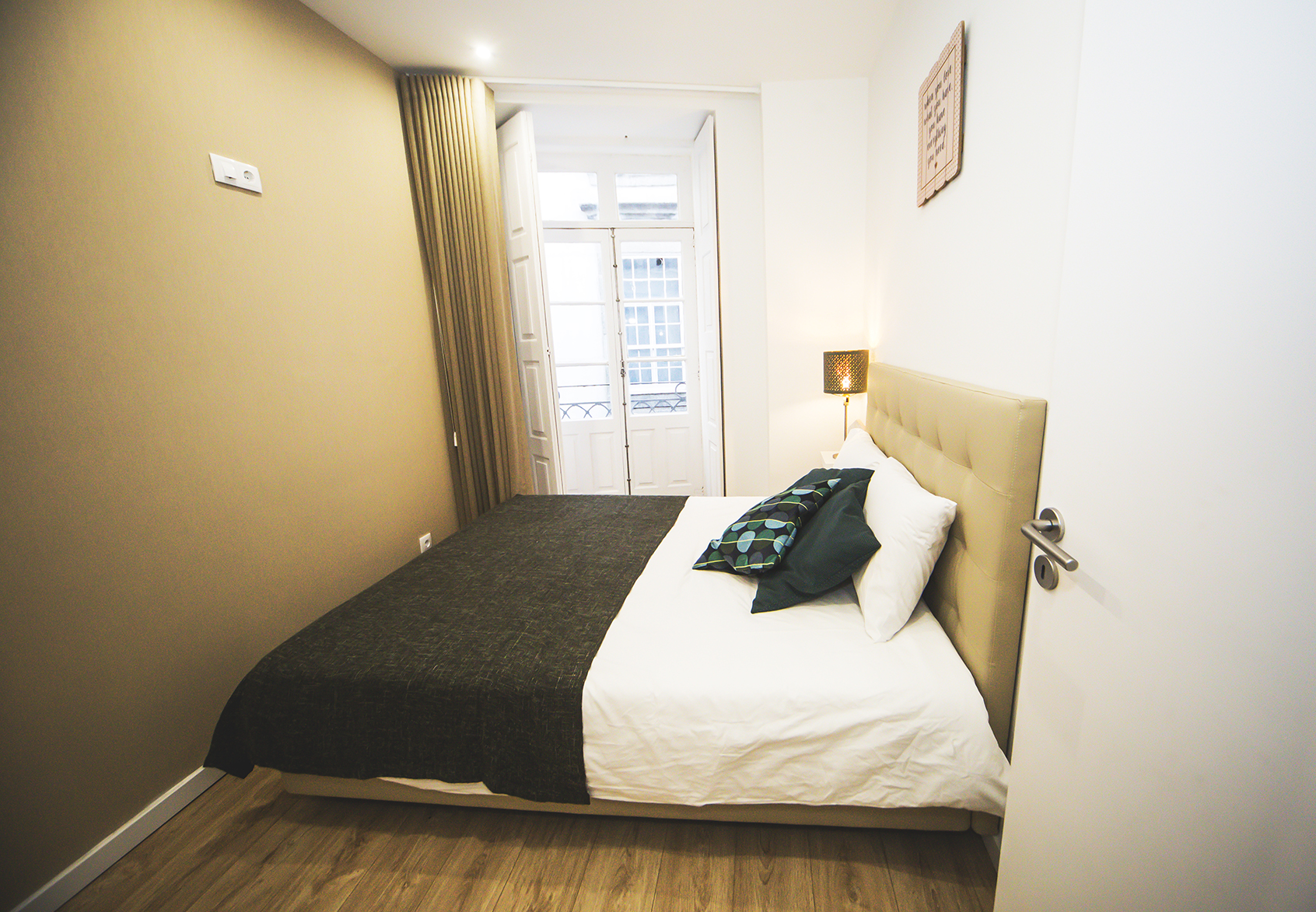 2 apartamentos oporto centro para 4 personas