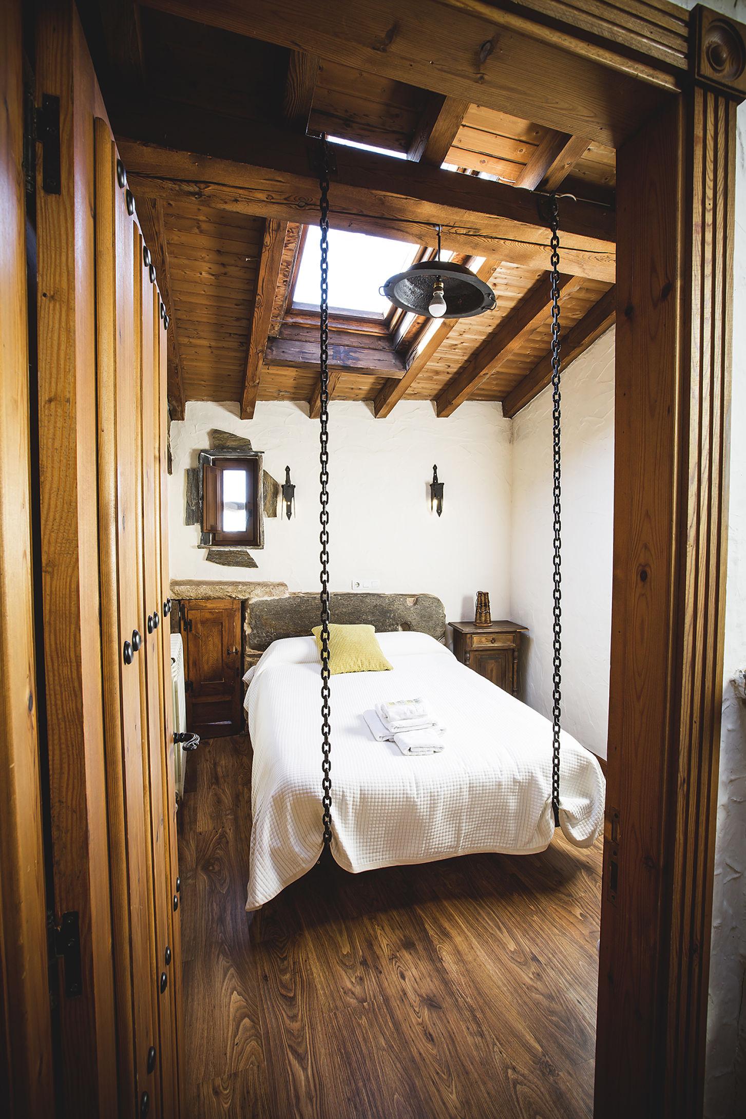 habitación medieval