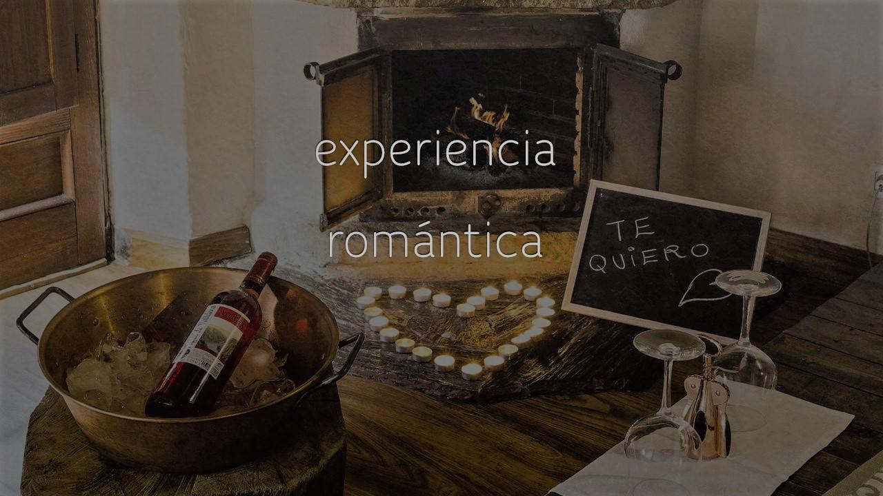 experiencia romantica