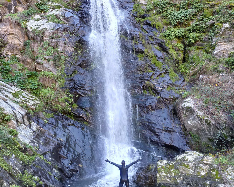 cascada de rupurupay en Arribes del Duero