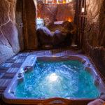 Spa en cueva termal privada